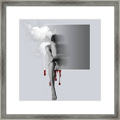 Dust In The Wind  Framed Print by Mark Ashkenazi