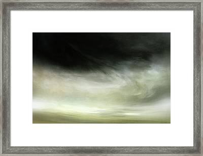 Dust Framed Print by Lonnie Christopher