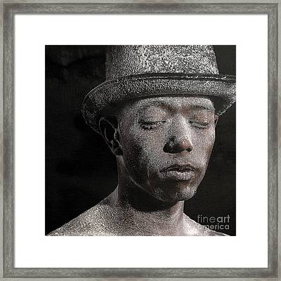 Dust Framed Print