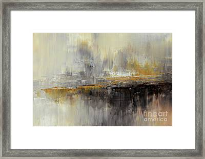 Dusty Mirage Framed Print by Tatiana Iliina
