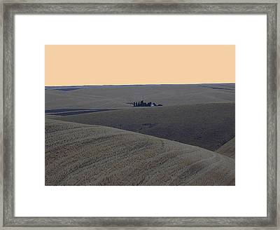 Dusty Washington  Framed Print
