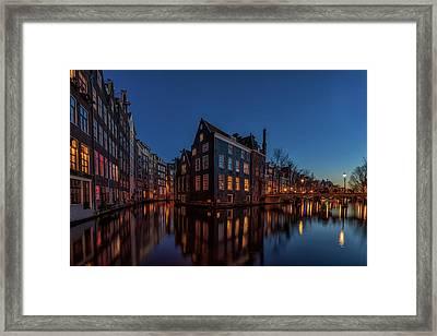 Dutch Corner Framed Print by Reinier Snijders