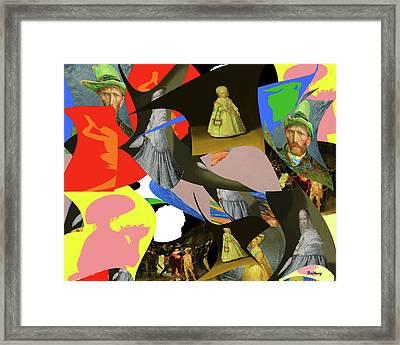 Dutch Winds Framed Print