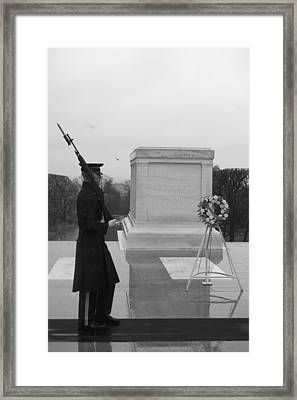 Duty  Framed Print