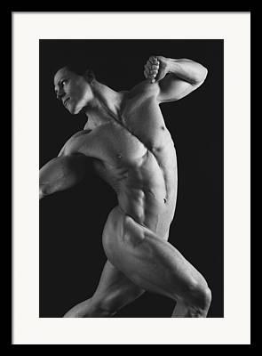Nude Photographs Framed Prints