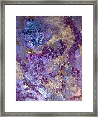 Dying Best Friends Framed Print by Cathy Minerva