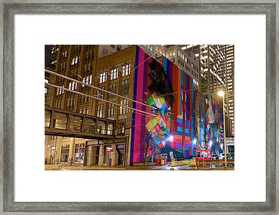 Dylan Framed Print by Craig Voth