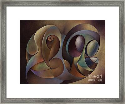 Dynamic Series #1 Framed Print