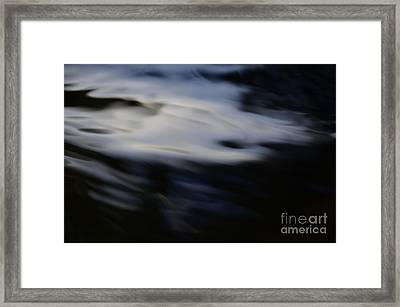 Dynamic Stillness Framed Print by Eva Maria Nova