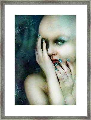 Dysthymia Framed Print by Mary Hood
