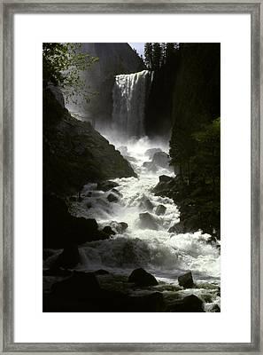 E-motion Framed Print by Joe Darin