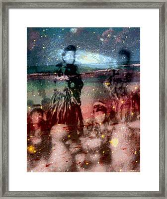 E Ola Ana No Framed Print by Kenneth Grzesik