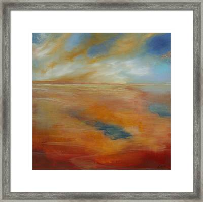 Each New Day Framed Print by Michele Hollister - for Nancy Asbell
