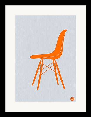 Rocking Chairs Drawings Framed Prints