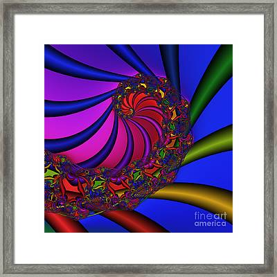 Ear Harp 176 Framed Print by Rolf Bertram
