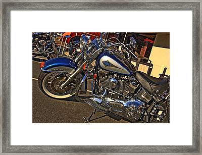 Earl Smalls Harley Davidson Photograph by Corky Willis Atlanta ...