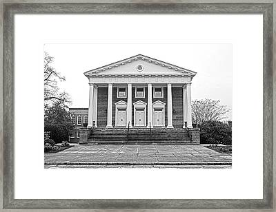 Earle Street Baptist Church Framed Print by Greg Joens