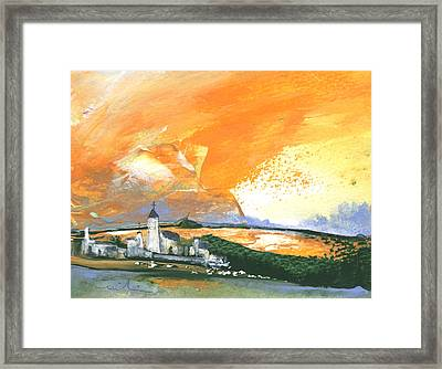 Early Afternoon 15 Framed Print by Miki De Goodaboom