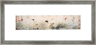 Early Autumn Framed Print by MotionAge Designs