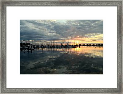 Early Day Framed Print