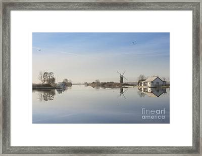 Early In The Morning Framed Print by Svetlana Sewell