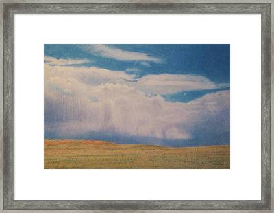 Early May Framed Print