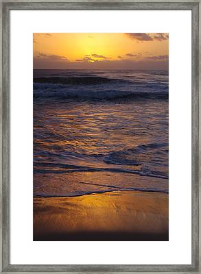 Early Morning Aussie Style Framed Print