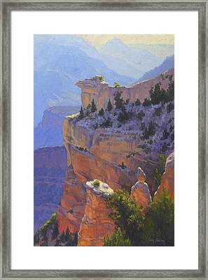Early Morning Light Framed Print
