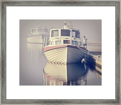 Framed Print featuring the photograph Early Morning Softness by Ari Salmela