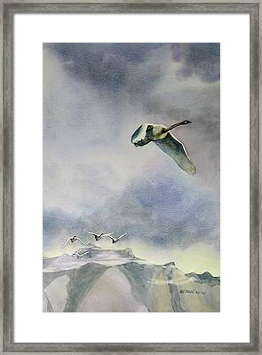Early Risers Framed Print by Kris Parins