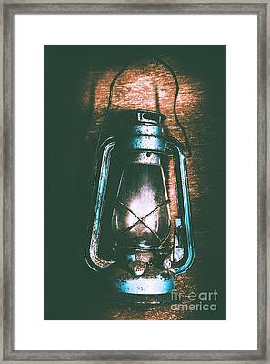Early Settler Still Life Framed Print by Jorgo Photography - Wall Art Gallery