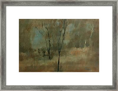 Early Spring Framed Print