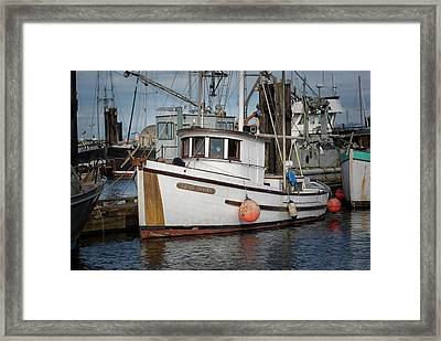 Framed Print featuring the photograph Early Spring by Randy Hall