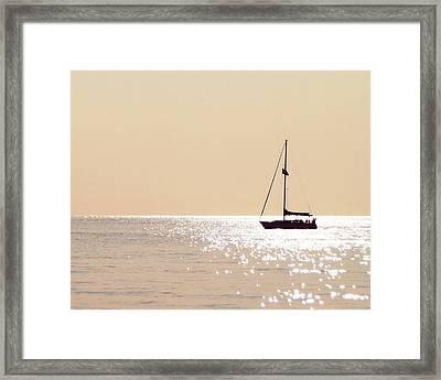 Early Start Framed Print by Robert Clayton