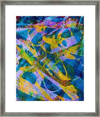 Earnest Twilight Framed Print