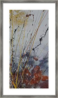 Earth Framed Print by Chel Bieze