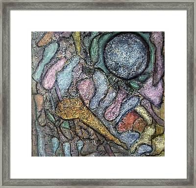 Earth Moods II Series 1-7 Framed Print by Patricia High