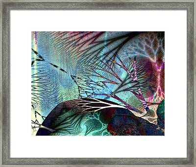 Earth Song  Framed Print