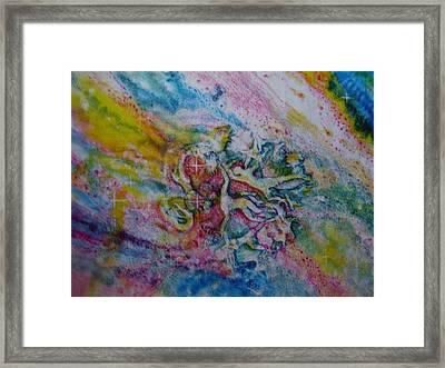 Earthbound Framed Print by Chua Jeen Tee