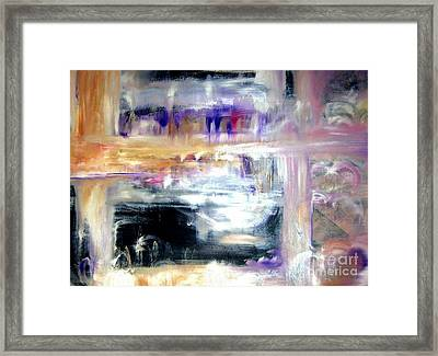 Earthen Vessel Framed Print by Sandy Ryan