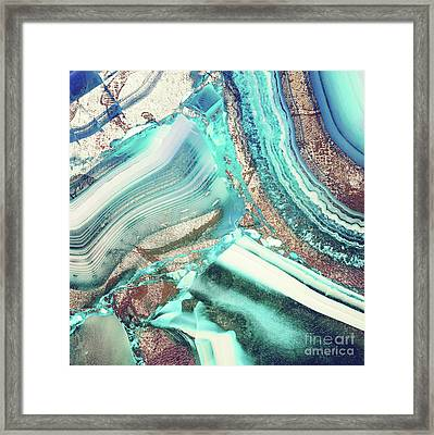 Earthly Pleasures II Framed Print by Mindy Sommers
