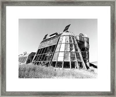 Earthship 2 Framed Print