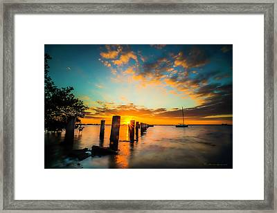 East Breeze Framed Print by Marvin Spates