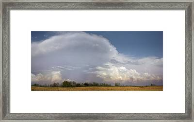 Framed Print featuring the photograph East Of El Dorado by Rod Seel