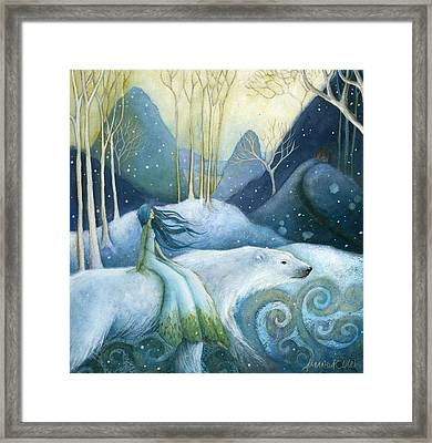 East Of The Sun West Of The Moon Framed Print