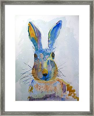 Easter Bunny Framed Print