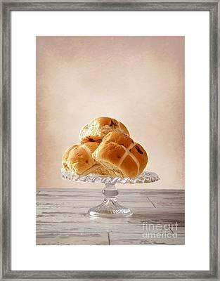 Easter Buns Framed Print
