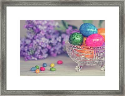 Easter In Germany Framed Print