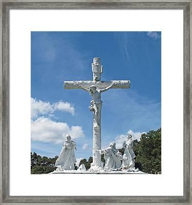 Easter One Framed Print