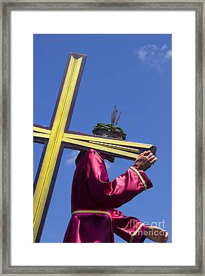 Easter Remembrance Framed Print by Al Bourassa